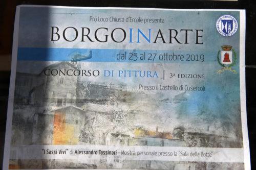 26/10/2019 Borgo in Arte Cusercoli