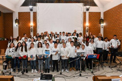 2019/12/19 Cusercoli concerto di Natale in chiesa